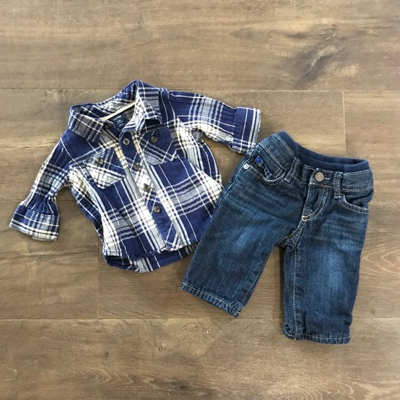 6ed9831ac GAP Matching Sets | Baby Boys Outfits Size 03 36 Months | Poshmark